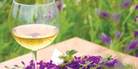 Wine & Design: Floral Basics Class tickets