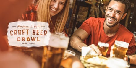 Playhouse District Craft Beer Crawl tickets