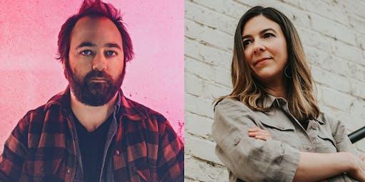 Zak Trojano + Lisa Bastoni at The Parlor Room