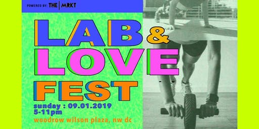 2019 LAB and LOVE Festival