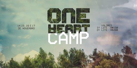 One Heart Acampa ingressos