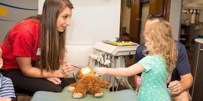 3rd Annual Teddy Bear Dental Clinic