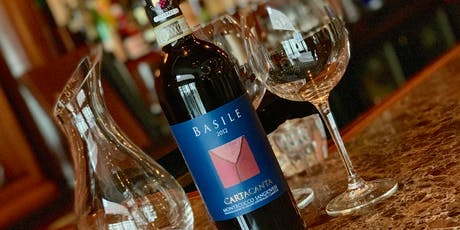 Basile Wine Learning & Tasting tickets