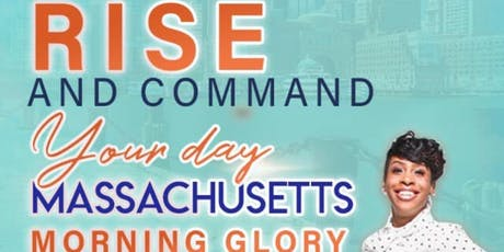 Rise and Command Your Day Morning Glory with Prophetess Sarah Palmer tickets