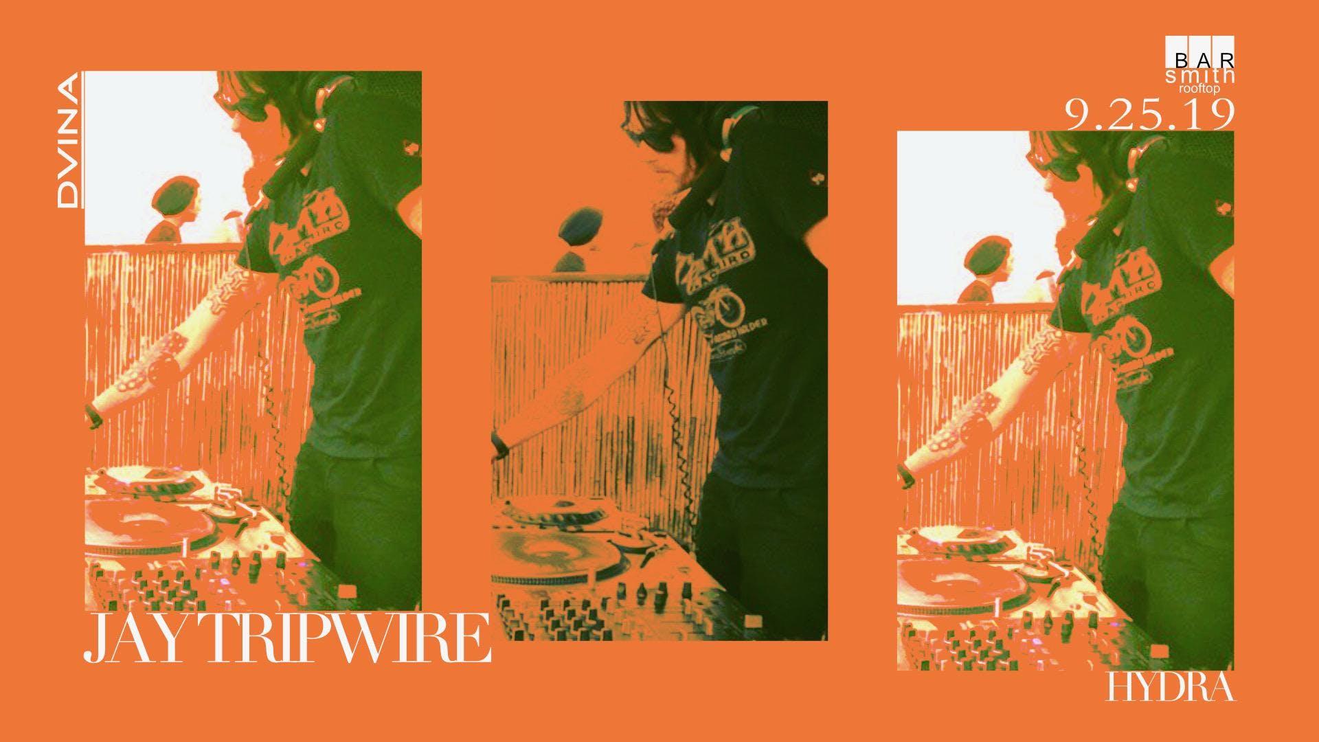DVINA Wednesdays: JAY TRIPWIRE
