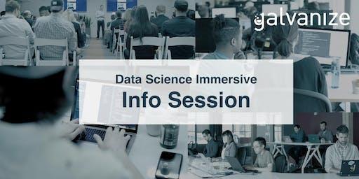 Galvanize Data Science Information Session - Denver