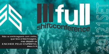 FULL - SHIFT CONFERENCE ingressos