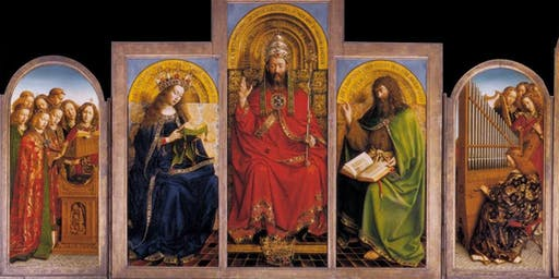 TALK | The Ghent Altarpiece, by Dr Paula Nuttall SOLD OUT