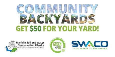 Community Backyards Class 9-5-19 tickets
