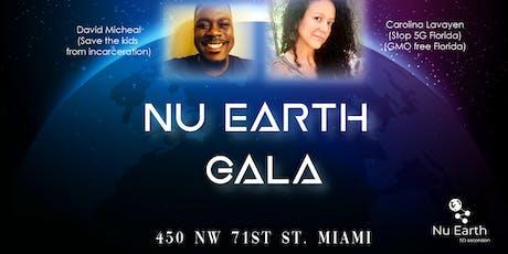 Nu Earth Gala tickets