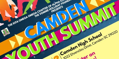 Camden Youth Summit 2019 tickets