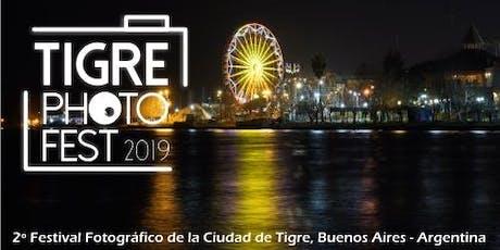 Tigre Photo Fest 2019 entradas
