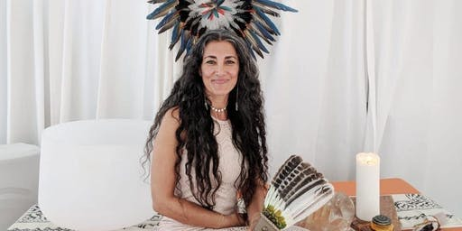 Women's Healing Circle / Shamanic Meditation / With Luz Duque