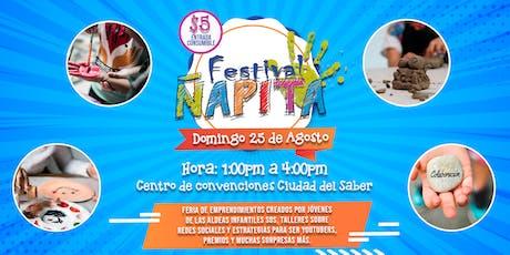 Festival Ñapita entradas