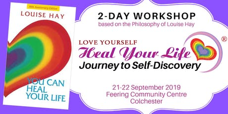 Love Yourself, Heal Your Life Workshop tickets
