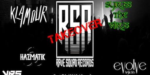 Rave Squad Takeover in Nanaimo