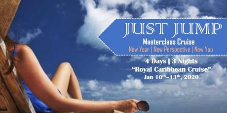 Just Jump Caribbean Masterclass Cruise tickets