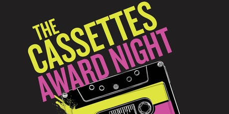 The Sydney Cassette Awards Night 2019 tickets