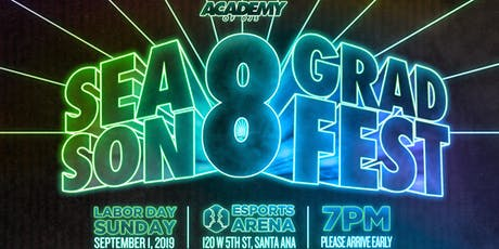 Academy of DJs Season 8 Grad Fest tickets