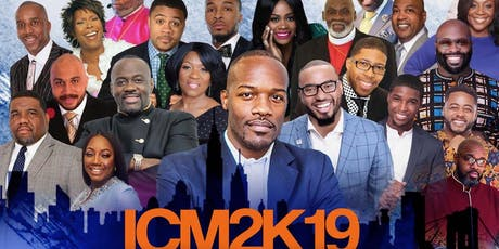 ICM2k19 tickets