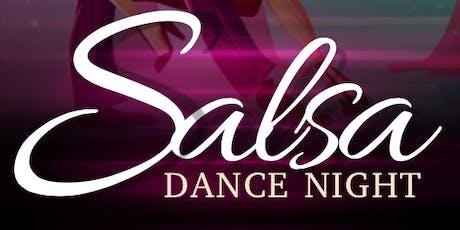 American Legion Post 283 Salsa Night  tickets