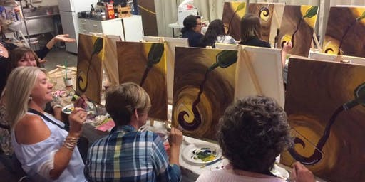 Sip, Paint and Party!