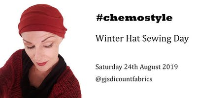 #Chemostyle Winter Hat Workshop 3