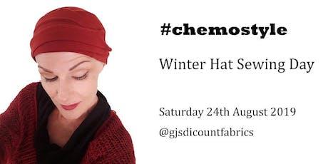 #Chemostyle Winter Hat Workshop 3 tickets
