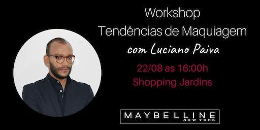 Workshop Tendências de Maquiagem Maybelline NY