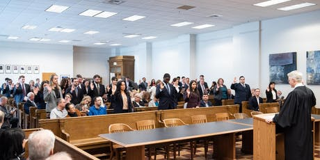 KCBA 2019 Fall Swearing In Ceremony - 12:15pm tickets