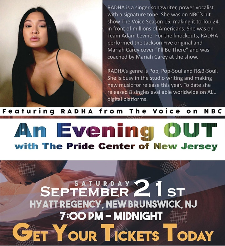 An Evening OUT - A Benefit for The Pride Center of New Jersey image