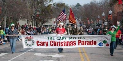 2019 Cary Jaycees Christmas Parade