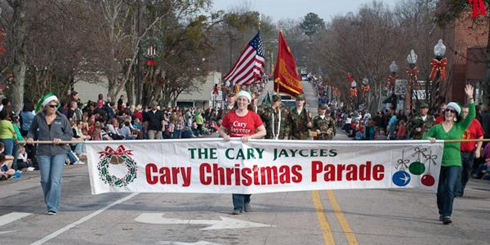 Christmas Parades Near Me 2019.2019 Cary Jaycees Christmas Parade Tickets Sat Dec 14