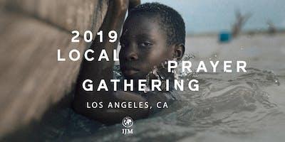 Los Angeles Prayer Gathering