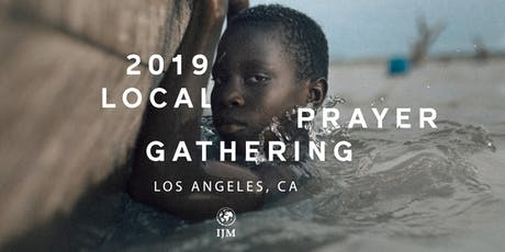 Los Angeles Prayer Gathering tickets
