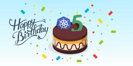 Kubernetes 5 year Birthday birthday party jam in Ottawa! tickets