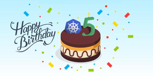 Kubernetes 5 year Birthday birthday party jam in Ottawa!