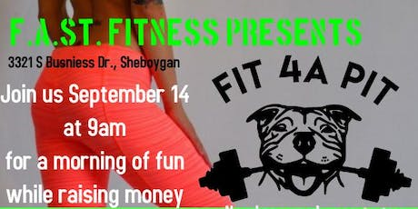 Fit 4A Pit tickets