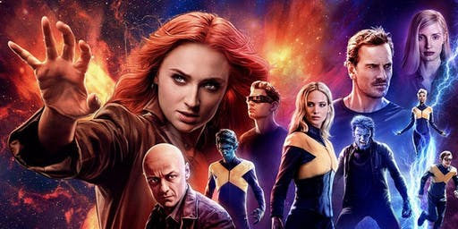 X-Men: Dark Phoenix (2019) - Community Cinema