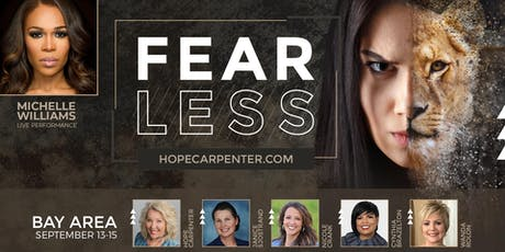 Fearless 2019 Women's Conference - Bay Area Campus: 9.13 - 9.15 boletos