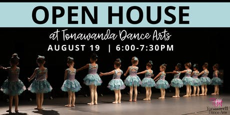 Open House at Tonawanda Dance Arts tickets