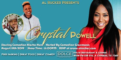Al Rucker Presnts Crystal Powell