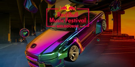 Red Bull Music Festival Melbourne: Come Through tickets