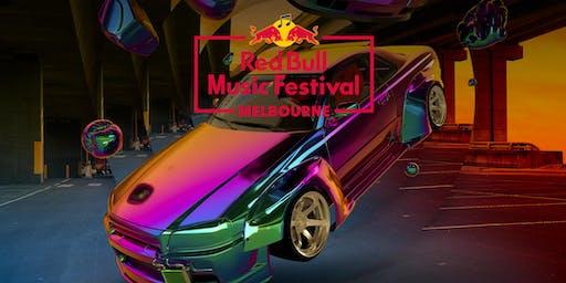 Red Bull Music Festival Melbourne: Come Through