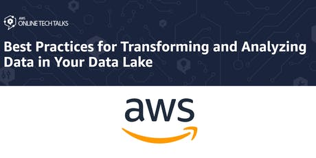 Best Practices for Transforming and Analyzing Data in Your Data Lake biglietti