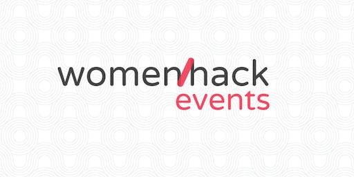 WomenHack - Salt Lake City Employer Ticket 4/2