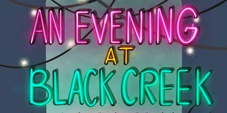 Black Creek Farm Dinner tickets