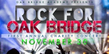 Rock for Oak Bridge! tickets
