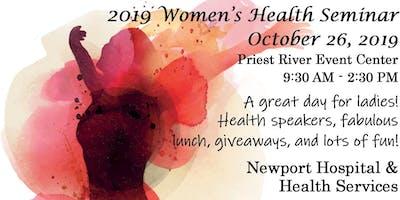 Women's Health Seminar 2019