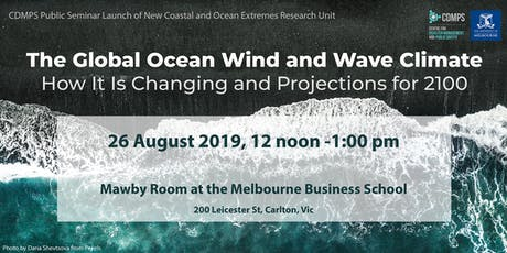 The global ocean wind and wave climate  tickets